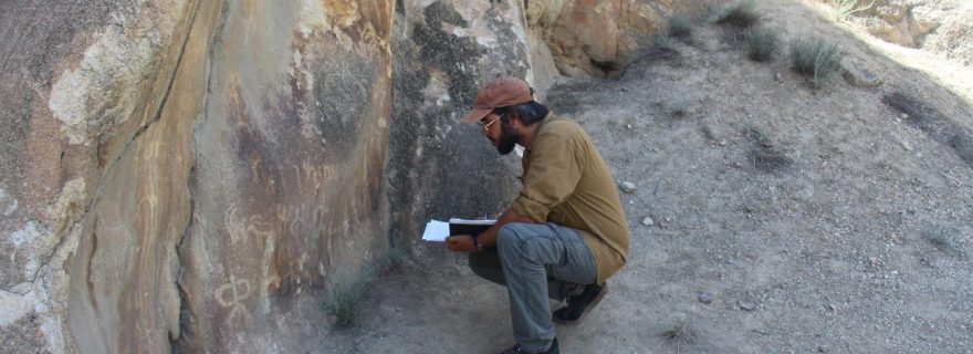 Talking Stones: Surveying Ancient Carvings in Northern Pakistan