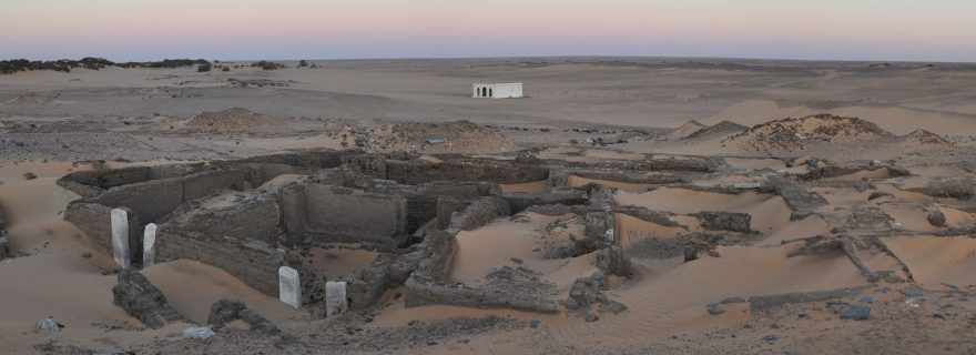 Changing the norm: decolonising archaeology with local communities in Sudan